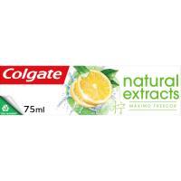 Dentífrico limón COLGATE Naturals, tubo 75 ml