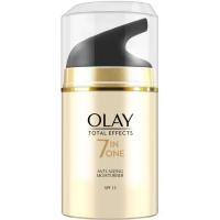 Crema de día sin perfume OLAY Total Effects, dosificador 50 ml