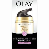 Crema de noche OLAY Total Effects, dosificador 50 ml