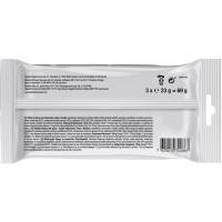 Chicle de sandía TRIDENT Senses, pack 3x23 g