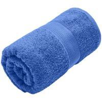 Toalla de ducha azulon 100% algodón 420gr/m2 EROSKI, 70x130cm
