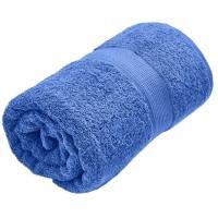 Toalla de baño azulon 100% algodón 420gr/m2 EROSKI, 100x150cm
