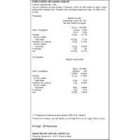 Café molido natural FORTALEZA, paquete 500 g