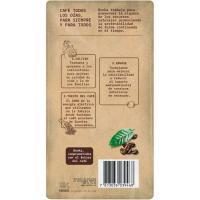 Café molido natural BONKA, paquete 500 g