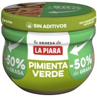 Paté de pimienta verde de Madagascar LA PIARA, tarro 100 g