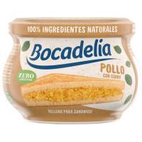 BOCADELIA CURRY LA PIARA 180 G