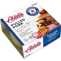Pulled pork barbacoa ALDELIS, lata 150 g