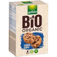 Galleta Bio organic de chocolate GULLÓN, caja 250 g