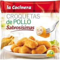 Croquetas de pollo LA COCINERA, bolsa 500 g