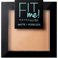 Polvos Mate Fit Me 220 Natural MAYBELLINE, pack 1 unid.