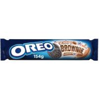 Galleta choco brownie OREO, paquete 154 g