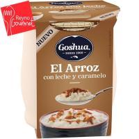 Arroz con leche-caramelo GOSHUA, tarro de barro 140 g