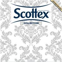 Servilleta doble capa Collection SCOTTEX, paquete 50 unid.