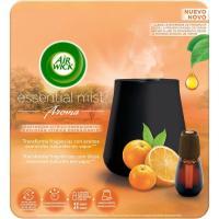 Ambientador citríco AIRWICK Mist, aparato+recambio