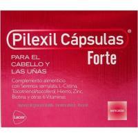 Cápsulas anticaida PILEXIL Forte, caja 150 uds.