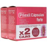Cápsulas anticaida forte PILEXIL Forte, caja 200 uds.