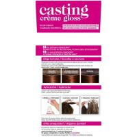 Tinte Henna N.443 CASTING Creme Gloss, caja 1 ud