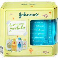 Mochila tesoro azul JOHNSON`S, pack 1 unid.