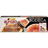 Lote de jamón de bodega EL POZO, pieza aprox. 6,75 kg