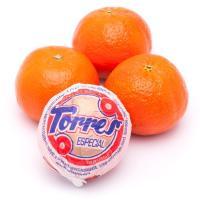 Mandarina para postre Selección TORRES, al peso, compra mínima 1 kg