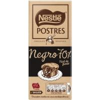 Chocolate intenso para postres NESTLÈ, tableta 200 g