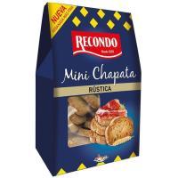 Mini chapata tradicional RECONDO, caja 100 g