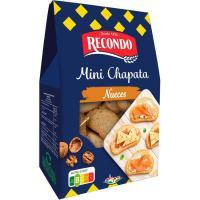 Mini chapata con nueces RECONDO, caja 100 g