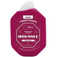 Gel de ducha Classic MOUSSEL, bote 900 ml