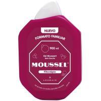 Gel de ducha Classic MOUSSEL, bote 900 ml
