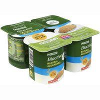 Yogur Biactive natural con azúcar de caña