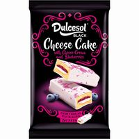 Cheese Cake DULCESOL, 5 unid., paquete 225 g
