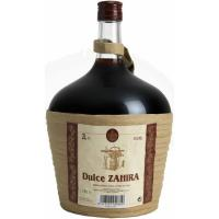 Vino Dulce aromatizado ZAHIRA, garrafa 2 litros