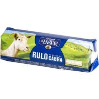 Queso rulo de cabra EL PASTOR, rulo 180 g