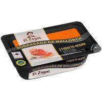 Sobradasa etiqueta negra EL ZAGAL, tarrina 200 g