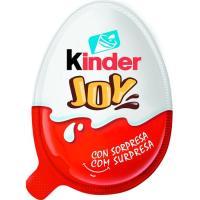 Huevo de chocolate KINDER Joy, 1 ud., 20 g