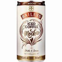 Iced Coffee Latte BAILEYS, lata 20 cl