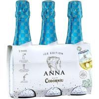 Cava Ice CODORNÍU, pack 3x20 cl