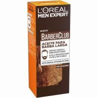 Aceite para barba larga L`OREAL Men Expert, dosificador 30 ml