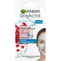 Aqua Mask azul hidratante anti-sequedad SKIN ACTIVE, sobre 8 ml