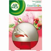 Ambientador Decosphere Frambuesa AIRWICK, pack 1 unid.
