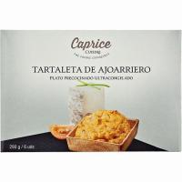 Tartaleta de bacalao al ajoarriero CAPRICE, caja 290 g