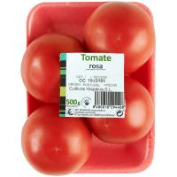 Tomate rosa, bandeja 500 g