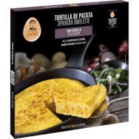 Tortilla de patata con cebolla LA COCINA DE SENÉN, caja 700 g