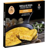 Tortilla de patata sin cebolla LA COCINA DE SENÉN, caja 700 g