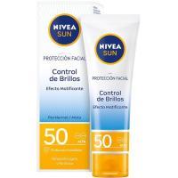 Crema facial antibrillos FP50 NIVEA, tubo 50 ml