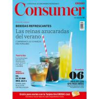 Revista CONSUMER E. castellano, unidad