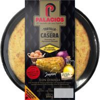 Tortilla con cebolla PALACIOS, 1 unid., 300 g