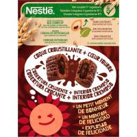 Chocapic Chococrush NESTLÉ, caja 410 g