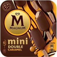 Bombón mini doble caramelo MAGNUN, pack 6x50 g