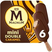 Bombón mini doble caramelo MAGNUN, pack 6x50 g